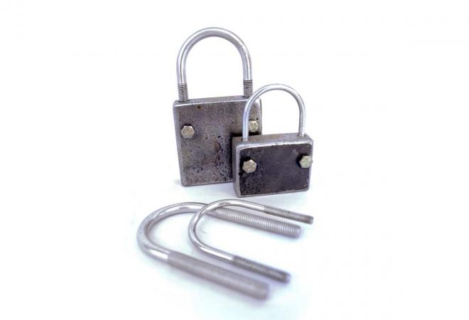 Re-usable Pad Locks